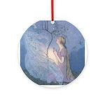 Abbott's Aschenputtle Ornament (Round)