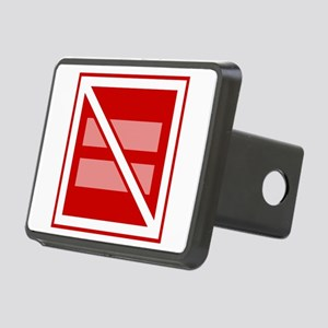 Straight Marriage is Not Square Hitch Cover