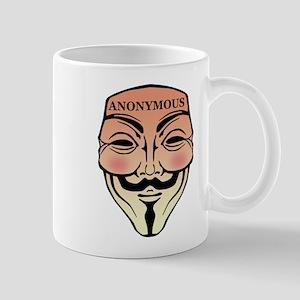 Anonymous 1 Mug
