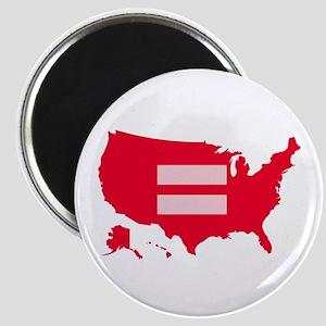 Equality USA Magnet