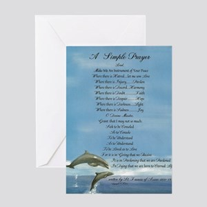 Pope Francis St. Francis SIMPLE PRAYER-Dolphins2 G