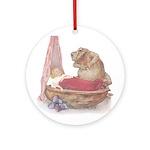 Tarrant's Thumbelina Ornament (Round)