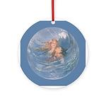 Tarrant's Little Mermaid Ornament (Round)