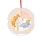 Tarrant's Goldilocks Ornament (Round)