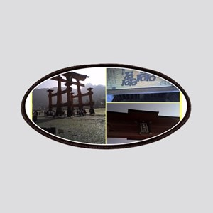 Itsukushima Shirine (Miyajima, Japan) Patches