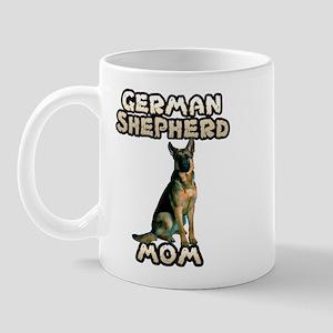 German Shepherd Mom Mug