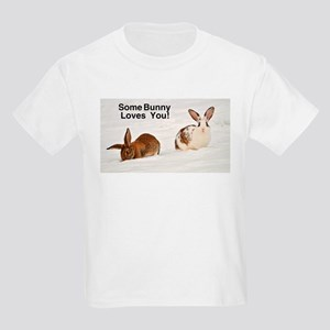 Some Bunny Loves You! Cat Forsley Designs T-Shirt