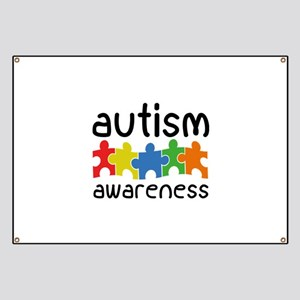 Autism Awareness Banner
