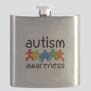 Autism Awareness Flask