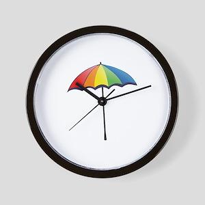 Umbrella Wall Clock