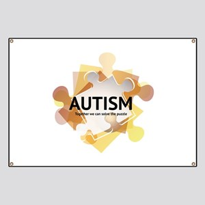 Autism Awareness Banner