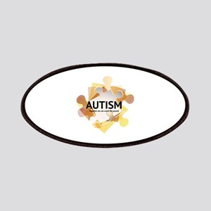 Autism Awareness Patches