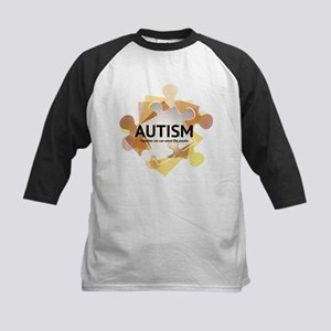 Autism Awareness Kids Baseball Jersey