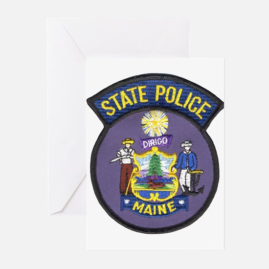 Maine State Police Greeting Cards (Pk of 10)