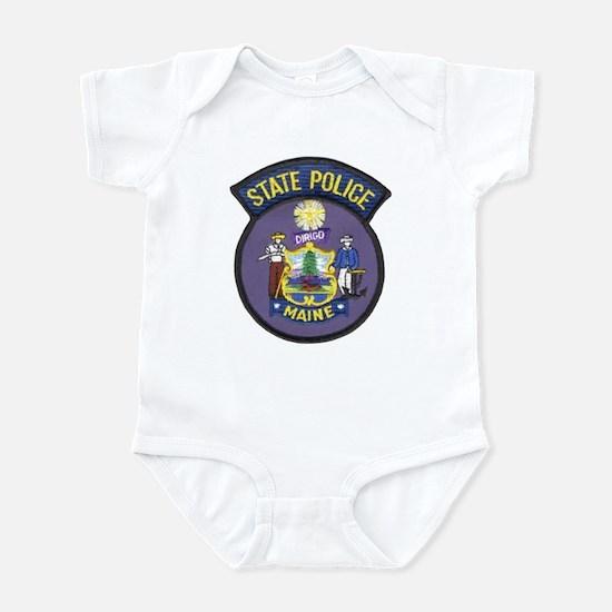 Maine State Police Infant Bodysuit