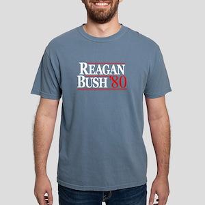 Reagan Bush Shirt Mens Comfort Colors Shirt