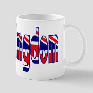 UK Crystal Radio Kit Word Mug