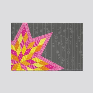 Morgan's Star Rectangle Magnet