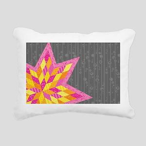 Morgan's Star Rectangular Canvas Pillow