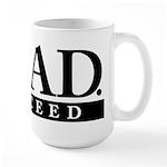 READ. SUCCEED. Mug