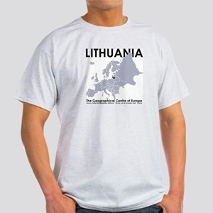 Centre of Europe Grey T-Shirt