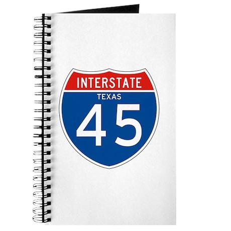 Interstate 45 - TX Journal