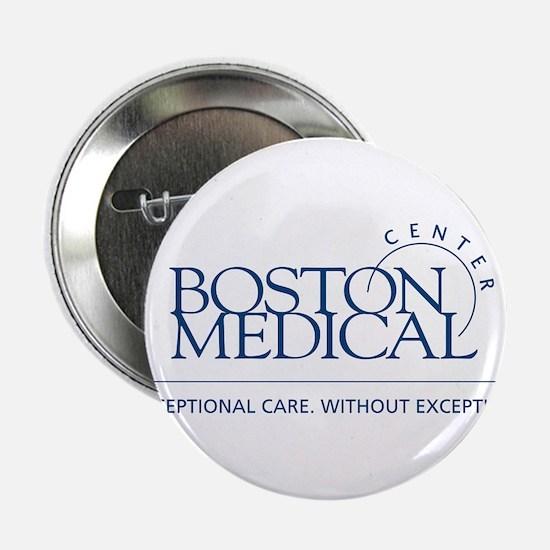 """Boston Medical Center 2.25"""" Button"""