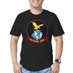 VP-1 Men's Fitted T-Shirt (dark)