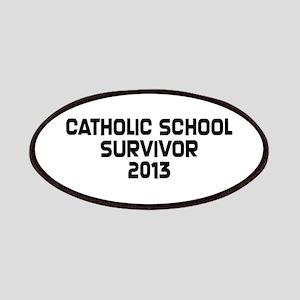 Catholic School Survivor Patches