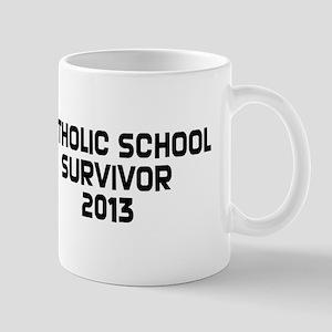 Catholic School Survivor Mug