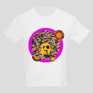Afro Man Kids T-Shirt
