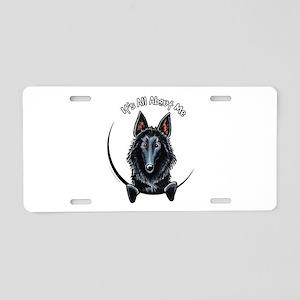 Belgian Sheepdog IAAM Aluminum License Plate