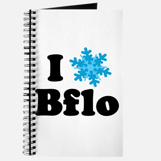 i snowflake buffalo Journal