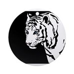 Tiger 03 Ornament (Round)