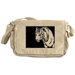 Tiger 03 Messenger Bag