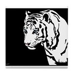 Tiger 03 Tile Coaster