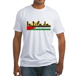 Men's Fitted T-Shirt (light colors)