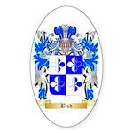 Blud Sticker (Oval 50 pk)