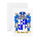 Blud Greeting Cards (Pk of 10)