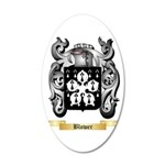 Blower 20x12 Oval Wall Decal