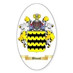 Blount Sticker (Oval)