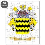 Blount Puzzle