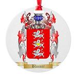 Blosser Round Ornament