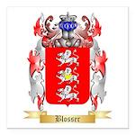 Blosser Square Car Magnet 3
