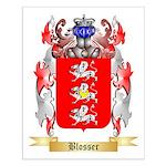Blosser Small Poster