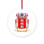 Blosser Ornament (Round)