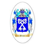 Blose Sticker (Oval 50 pk)