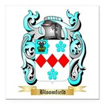 Bloomfield Square Car Magnet 3