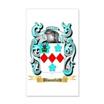 Bloomfield 20x12 Wall Decal