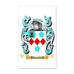 Bloomfield 35x21 Wall Decal